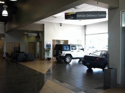 Lithia Chrysler Jeep Dodge of Medford Image 3