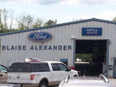 Blaise Alexander Ford Image 1