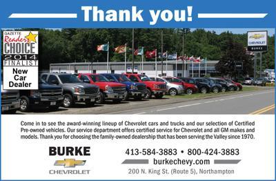 Burke Chevrolet Image 2