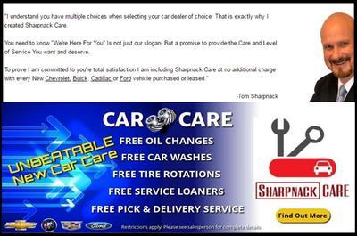 Sharpnack Chevrolet Buick Cadillac Image 1