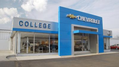 College Chevrolet Buick Image 2