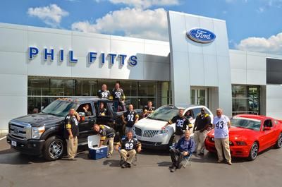 Phil Fitts Ford Lincoln Image 4