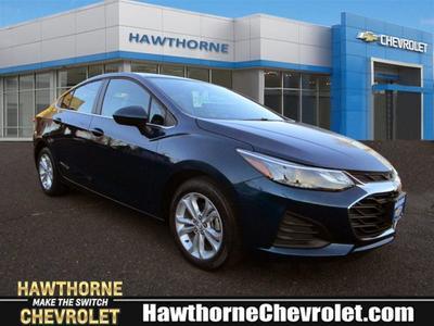 2019 Chevrolet Cruze LT for sale VIN: 1G1BE5SM7K7134885