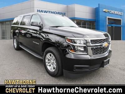 Chevrolet Suburban 2016 for Sale in Hawthorne, NJ