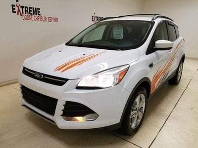 2014 Ford Escape SE for sale VIN: 1FMCU9GX8EUE50449