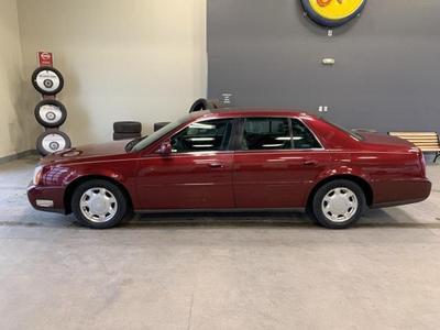 2000 Cadillac DeVille  for sale VIN: 1G6KD54Y7YU271445