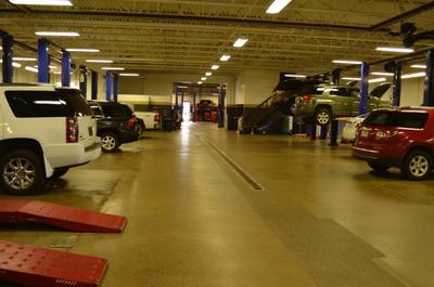 Sweeney Chevrolet Buick GMC Image 5