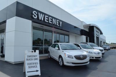 Sweeney Chevrolet Buick GMC Image 9
