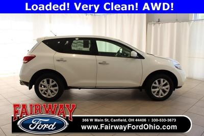 Nissan Murano 2012 for Sale in Canfield, OH