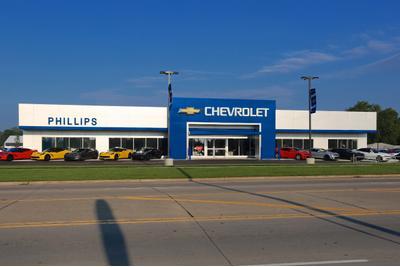 Phillips Chevrolet of Lansing Image 6