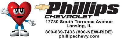 Phillips Chevrolet of Lansing Image 7