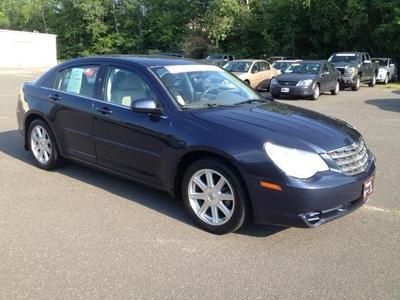 2007 Chrysler Sebring Touring for sale VIN: 1C3LC56R77N506160