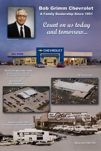 Bob Grimm Chevrolet in Morton including address, phone ...