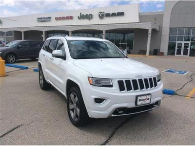 Jeep Grand Cherokee 2016 a la venta en Fort Dodge, IA
