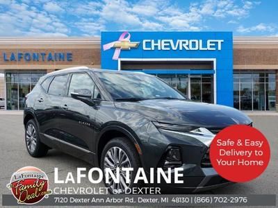 Chevrolet Blazer 2019 for Sale in Dexter, MI