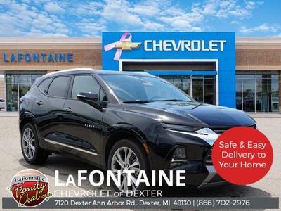 Chevrolet Blazer 2019 a la venta en Dexter, MI