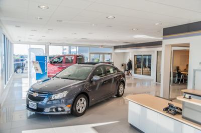 Huebner Chevrolet Subaru Image 9