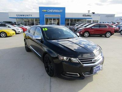 2015 Chevrolet Impala LTZ for sale VIN: 1G1165S38FU127094