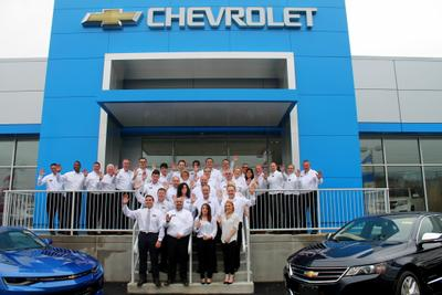 Greenwood Chevrolet Image 1