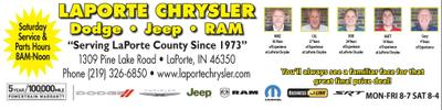 LaPorte Chrysler Dodge Jeep RAM Image 3