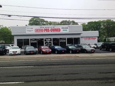 Merrick Dodge Chrysler Jeep RAM of Wantagh Image 1