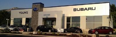 Young Subaru Image 1
