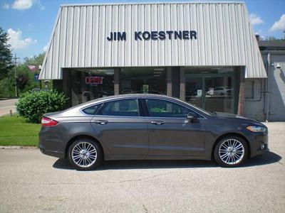 2015 Ford Fusion SE for sale VIN: 3FA6P0T92FR265761