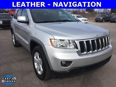 2012 Jeep Grand Cherokee Laredo for sale VIN: 1C4RJFAG0CC332865