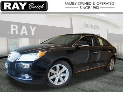 2011 Buick LaCrosse CXL for sale VIN: 1G4GC5ED0BF288693