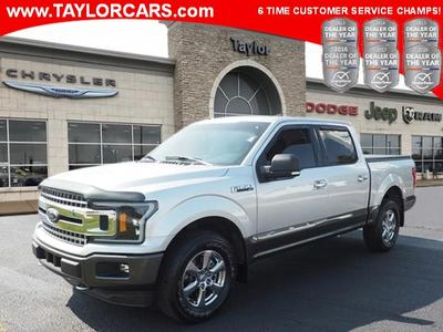 Ford F-150 2018 for Sale in Bourbonnais, IL