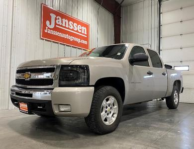 Chevrolet Silverado 1500 2009 for Sale in North Platte, NE