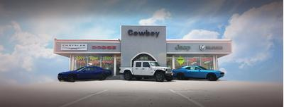 Cowboy Dodge Chrysler Jeep RAM Image 2