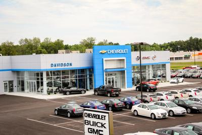 Davidson Chevrolet Cadillac Buick GMC of Rome Image 1