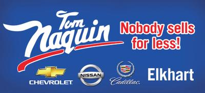 Tom Naquin Chevrolet Cadillac Nissan Image 4