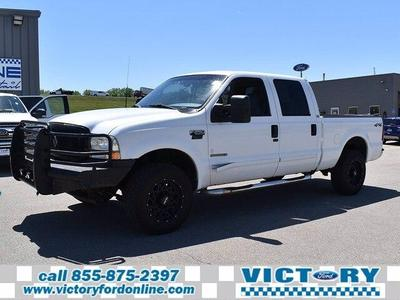Ford F-250 2002 for Sale in Dyersville, IA