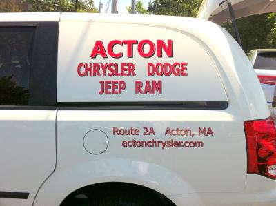 Acton Chrysler Dodge Jeep Ram Image 9