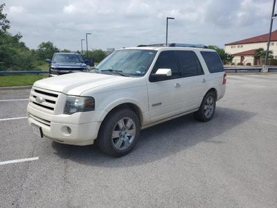 2008 Ford Expedition Limited for sale VIN: 1FMFU19558LA82204