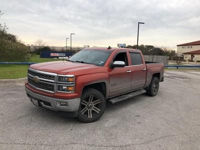 2015 Chevrolet Silverado 1500  for sale VIN: 3GCPCSEC0FG181545