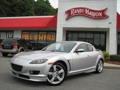 2004 Mazda RX-8  for sale VIN: JM1FE173440110508