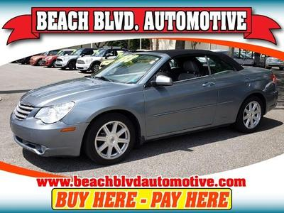 2008 Chrysler Sebring Touring for sale VIN: 1C3LC55R68N263170