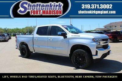 Chevrolet Silverado 1500 2020 for Sale in Fort Madison, IA