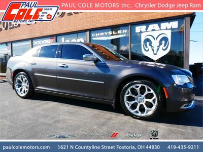 2018 Chrysler 300 C for sale VIN: 2C3CCAPT0JH294253