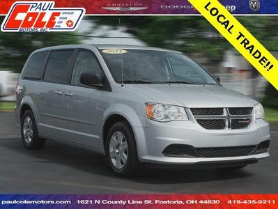 Dodge Grand Caravan 2011 for Sale in Fostoria, OH