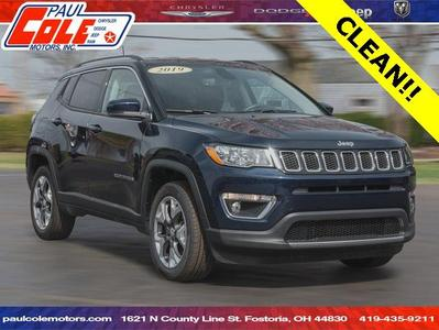 Jeep Compass 2019 for Sale in Fostoria, OH
