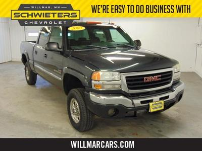 GMC Sierra 2500 2003 for Sale in Willmar, MN