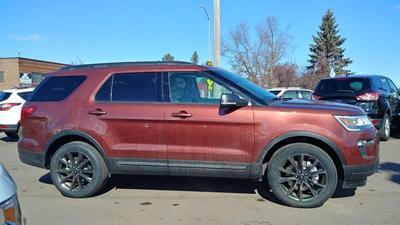 2018 Ford Explorer XLT for sale VIN: 1FM5K8DH1JGC65612