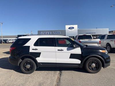 2014 Ford Utility Police Interceptor