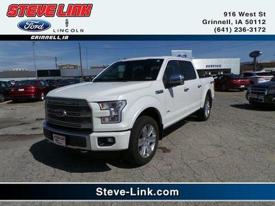 2015 Ford F-150  for sale VIN: 1FTEW1EG7FFB06709