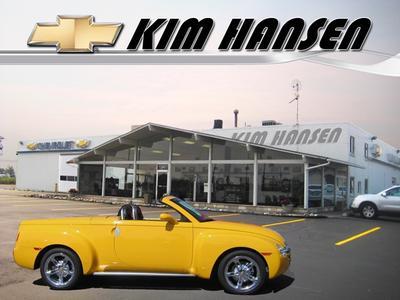 Kim Hansen Chevrolet Image 1