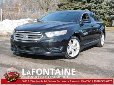 2013 Ford Taurus SEL for sale VIN: 1FAHP2E83DG130155